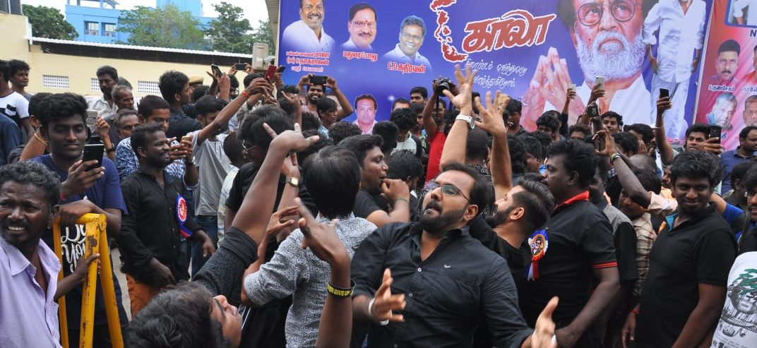 Kaala can launch the political career of Kaala, not Rajni