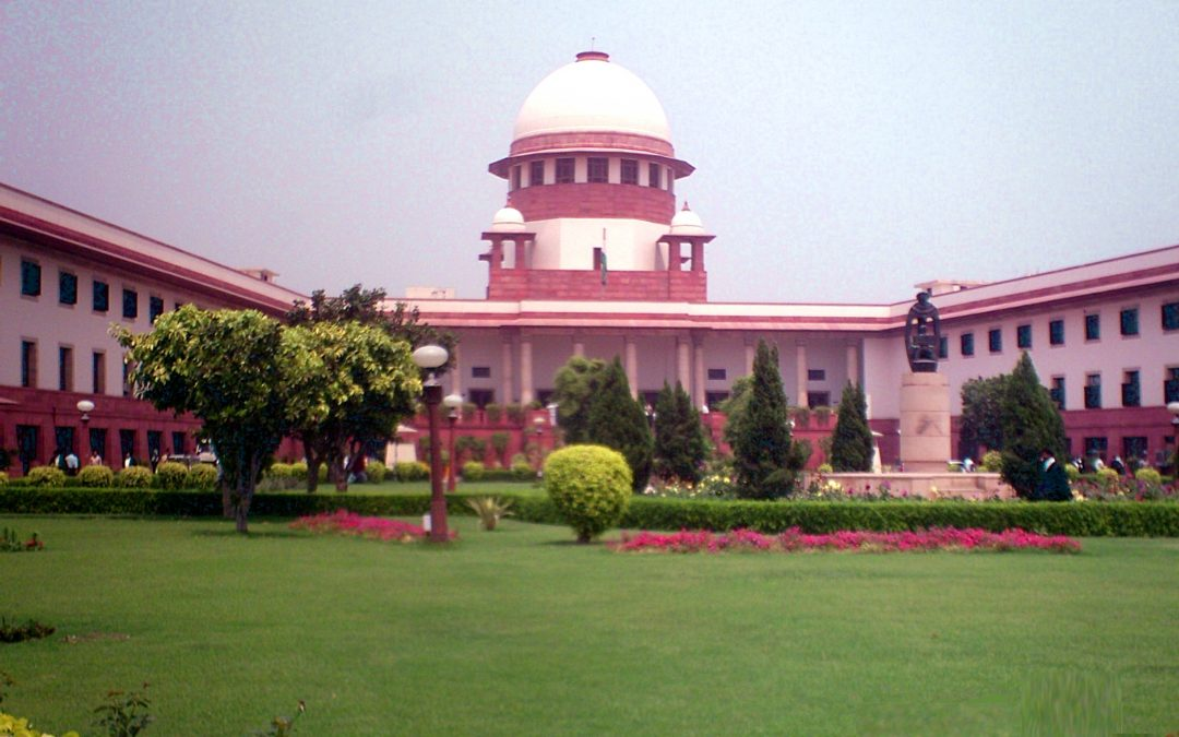 SC has directed new judge to hear MLAs disqualification case