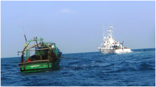 Nine fishermen rescued by Coast Guard off Chennai; compensation for boat loss uncertain
