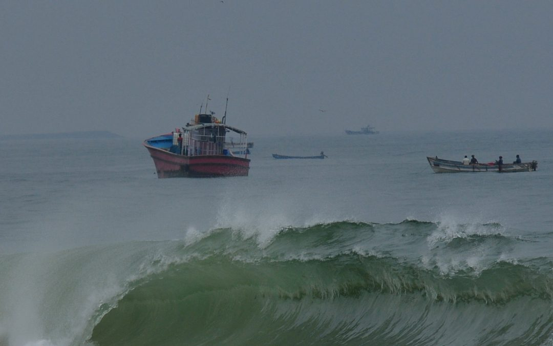 3 Kanyakumari fishermen dead after merchant ship rams their boat