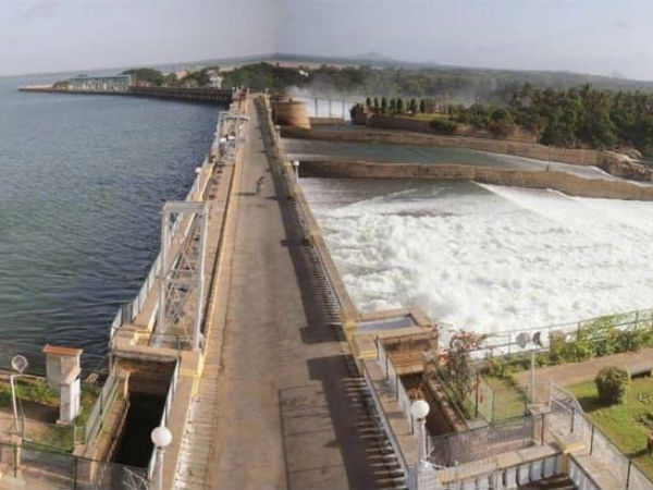 Mettur water release: Not much to cheer about