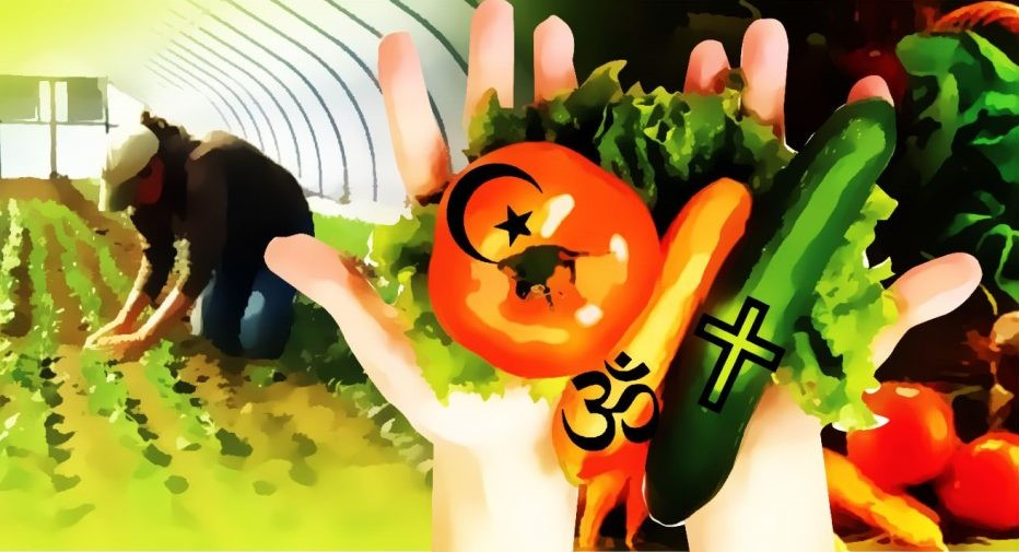 How religious zeal can trigger a passion for organic farming