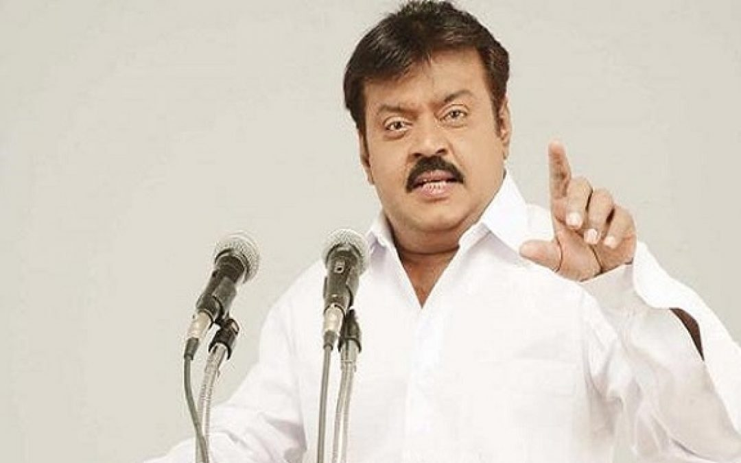 Vijayakanth – the first Indian politician whose career was railroaded by the internet