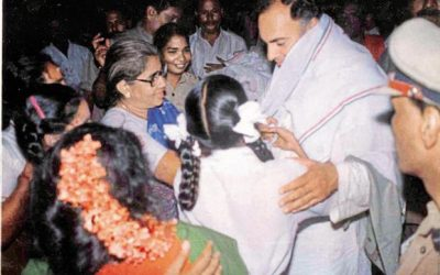In 2011, convicts had turned pacifists; said killing Rajiv Gandhi wrong