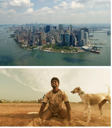 A personal take on Pariyerum Perumal: Above and below in Tirunelveli and New York City