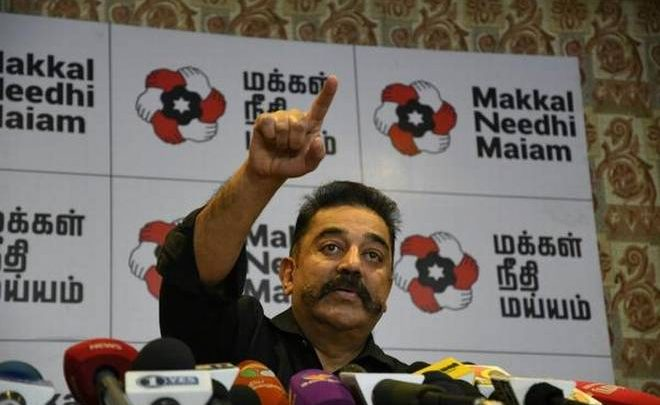 To align or not to align: Kamal Haasan's dilemma
