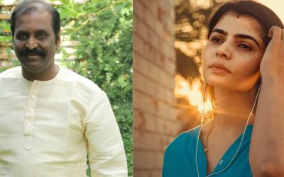 Me Too movement hits Kollywood, as singer Chinmayi hits out at Vairamuthu