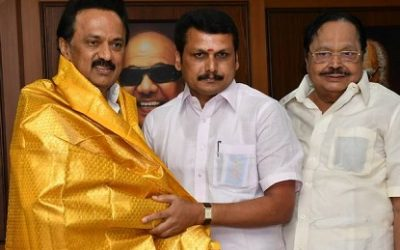 Both AIADMK and AMMK are jolted by Senthil Balaji defection to DMK