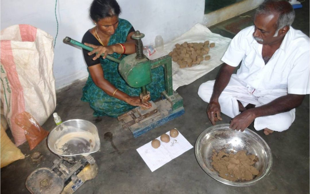 Dear farmers: Here's how sacred soap is bringing prosperity to Erode agriculturist