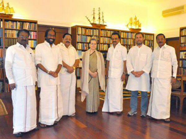 Stalin meeting with Sonia cements UPA ties ahead of LS polls