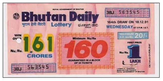 How lottery ban came to be despite internal sabotage in police department